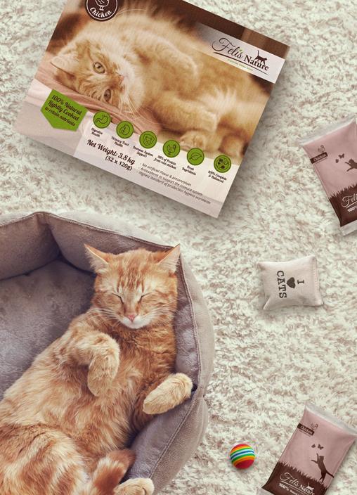 Felis Nature – Cat Food